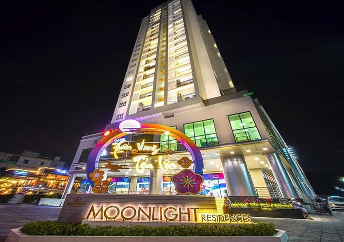 Căn hộ Moonlight Residence, Quận Thủ Đức Căn hộ Moonlight Residence diện tích 68m2, bàn giao đầy đủ nội thất.