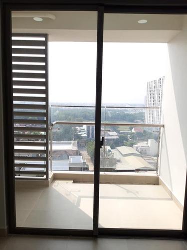 View căn hộ River Panorama, Quận 7 Căn hộ River Panorama tầng 9 nội thất cơ bản, ban công hướng Nam.