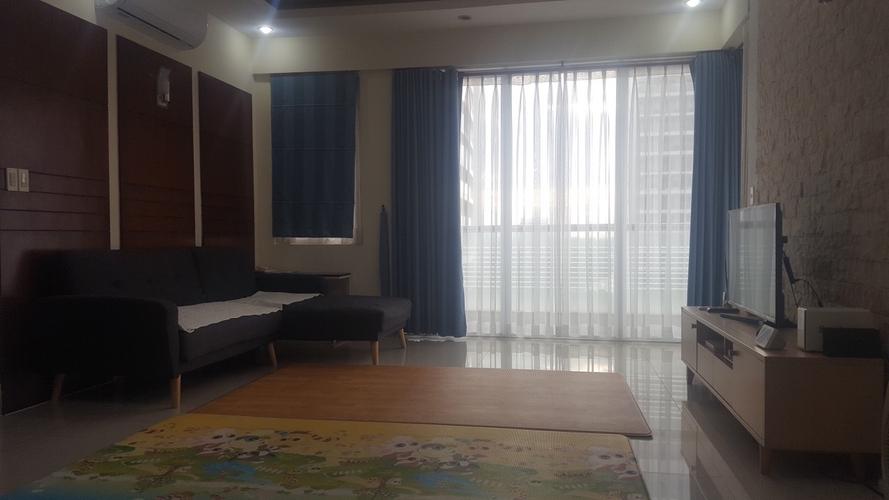 Căn hộ Mỹ Đức Apartment, Quận 7 Căn hộ Mỹ Đức Apartment tầng 3 tiện di chuyển, bàn giao đầy đủ nội thất.
