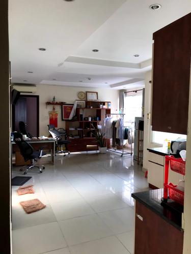 Căn hộ tầng 7 Thịnh Vượng diện tích 77m2, bàn giao nội thất cơ bản.