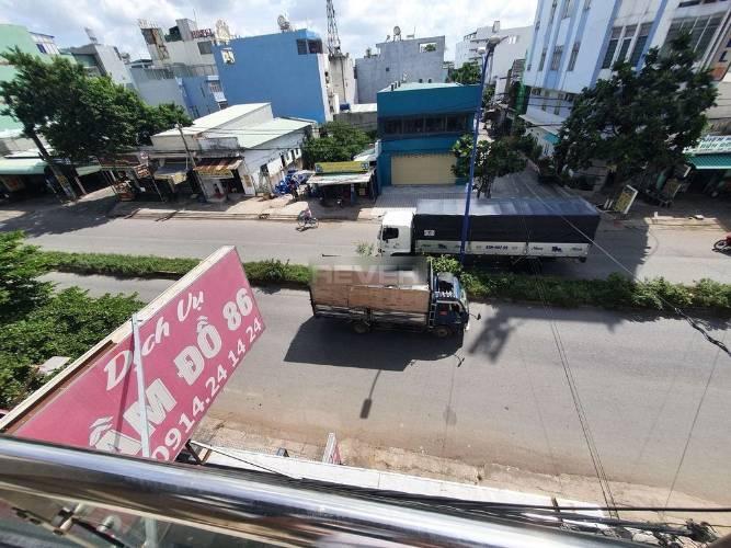Nhà phố Quận Bình Tân Nhà phố thiết kế 1 trệt, 2 lầu cửa hướng Đông Bắc, khu dân cư hiện hữu.