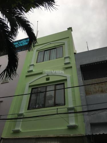Mặt tiền nhà phố Quận Tân Phú Nhà phố thiết kế 1 trệt, 2 lầu và sân thượng, diện tích 73m2 không nội thất.