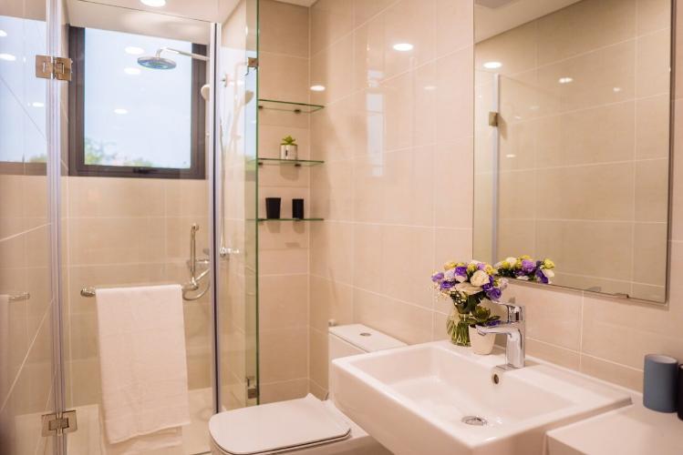 Phòng tắm căn hộ Eco Green Saigon, Quận 7 Căn hộ Eco Green Saigon bàn giao nội thất cơ bản, view thoáng mát.
