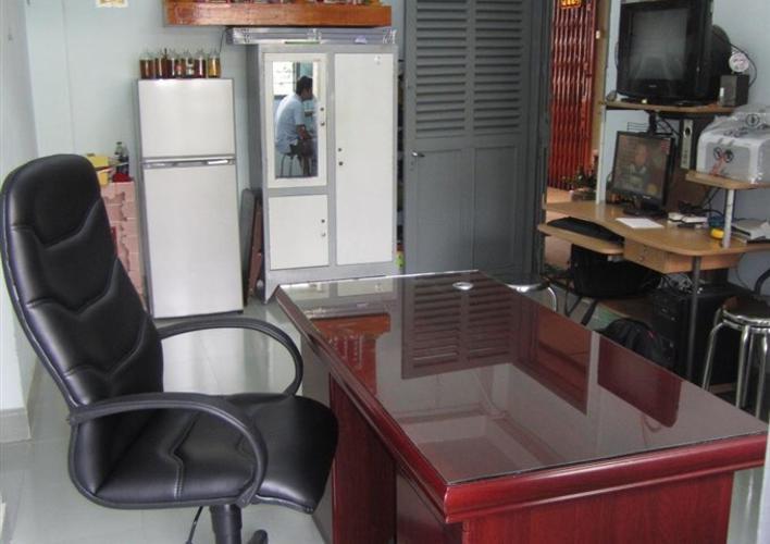 Căn hộ Chung cư 203 Nguyễn Trãi nội thất cơ bản, tiện ích đầy đủ.