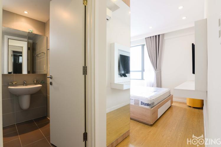 Căn hộ Masteri Thảo Điền, Quận 2 Căn hộ Masteri Thảo Điền tầng 38 thiết kế hiện đại, đầy đủ nội thất.