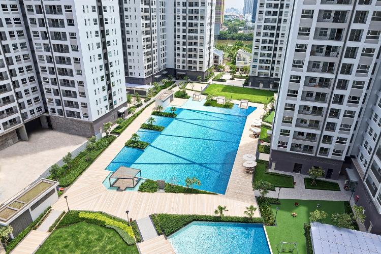 Cho thuê căn hộ Sunrise Riverside, diện tích 91.8m2