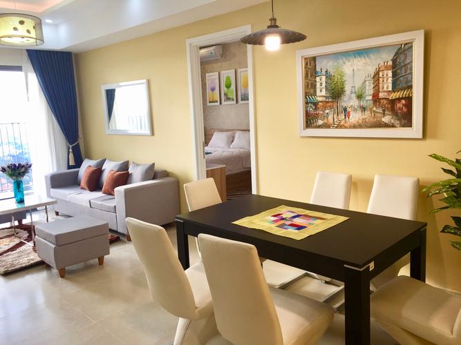 Căn hộ Masteri Thảo Điền, Quận 2 Căn hộ Masteri Thảo Điền tầng 31 view thành phố sầm uất, đầy đủ nội thất.