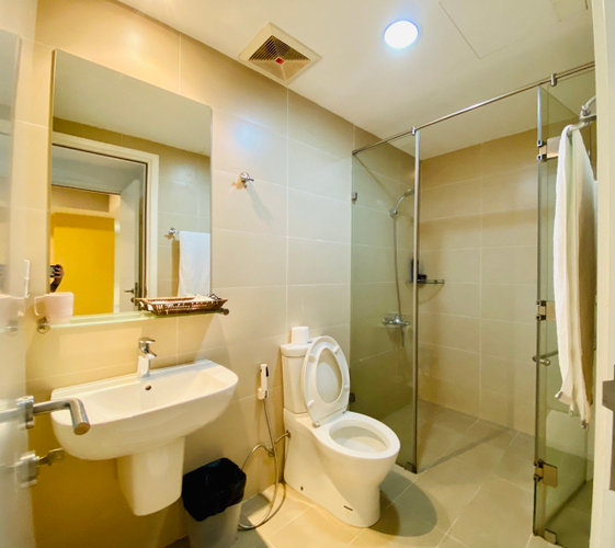Căn hộ Masteri Thảo Điền, Quận 2 Căn hộ Masteri Thảo Điền tầng 20 diện tích 76m2, đầy đủ nội thất.