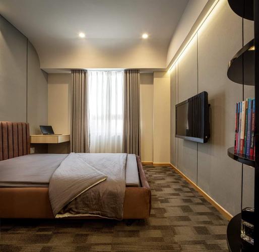 Phòng ngủ Saigon South Residence Căn hộ Saigon South Residence tầng 5 có 3 phòng ngủ, đầy đủ tiện ích.
