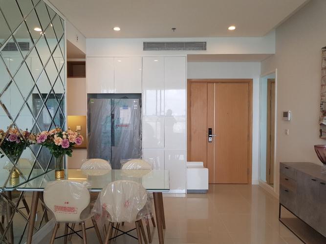 Căn hộ Sarimi Sala Đại Quang Minh, Quận 2 Căn hộ Sarimi Sala Đại Quang Minh tầng 11, diện tích 92m2.