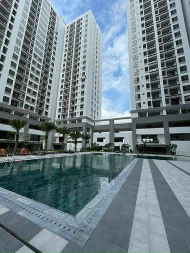 Tiện ích căn hộ Q7 Boulevard, Quận 7 Officetel Q7 Boulevard tầng 4 diện tích 28.23m2, nội thất cơ bản.