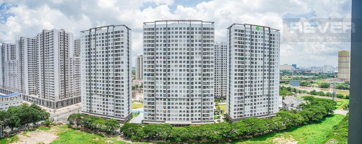 Building dự án Căn hộ Sunrise Riverside tầng 20 diện tích 70.34m2, đầy đủ nội thất.
