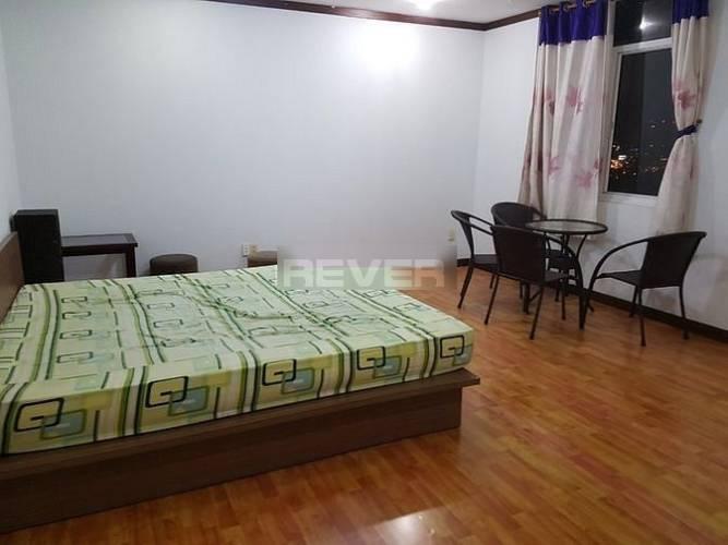 Căn hộ Quốc Cường Gia Lai 1, Quận 7 Căn hộ Quốc Cường Gia Lai 1 tầng 18 view thành phố, đầy đủ nội thất.