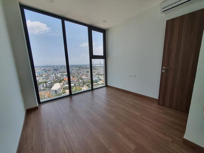 Căn hộ Eco Green Saigon tầng 22, 3 phòng ngủ có view thành phố tuyệt đẹp.