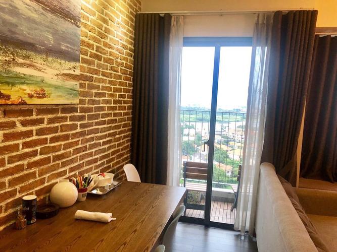 Căn hộ Masteri Thảo Điền, Quận 2 Căn hộ Masteri Thảo Điền tầng 17 diện tích 71.8m2, đầy đủ nội thất.