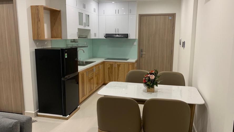 Căn hộ Vinhomes Grand Park, Quận 9 Căn hộ Vinhomes Grand Park tầng 25 thiết kế hiện đại, đầy đủ nội thất.