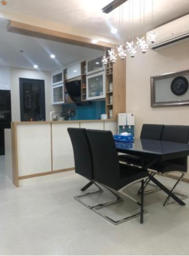 Căn hộ New City Thủ Thiêm, Quận 2 Căn hộ 3 phòng ngủ New City Thủ Thiêm tầng 11, đầy đủ nội thất.