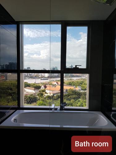 Căn hộ Empire City, Quận 2 Căn hộ Empire City tầng 13 view Sông Sài Gòn, nội thất cơ bản.