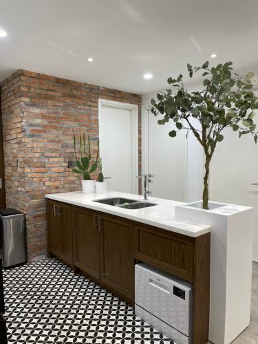 Phòng tắm căn hộ Duplex Masteri Thảo Điền, Quận 2 Căn hộ Duplex Masteri Thảo Điền nội thất đầy đủ, view đón gió.