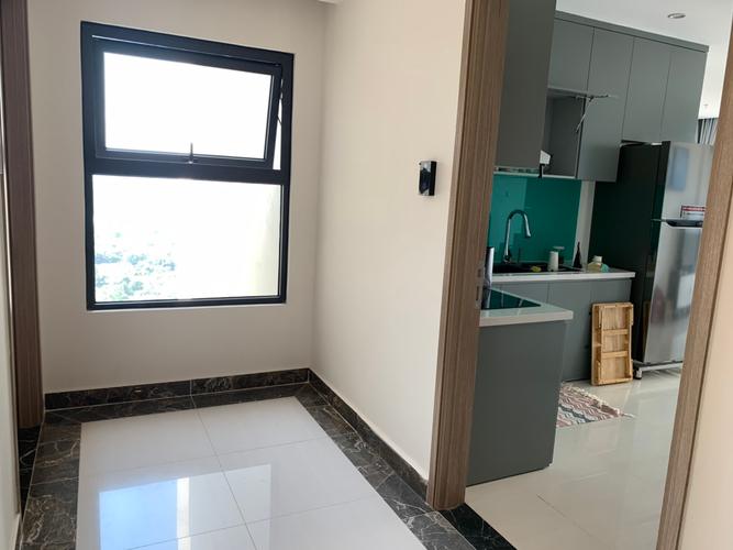 Căn hộ Vinhomes Grand Park tầng 20, đầy đủ nội thất và tiện ích.