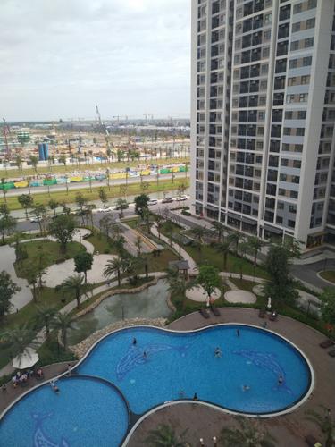 tiện ích Căn hộ Vinhomes Grand Park quận 9 Căn hộ Vinhomes Grand Park tầng 9 ban công Đông Nam đón gió mát