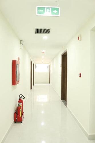 Căn hộ Topaz Elite, Quận 8 Căn hộ Topaz Elite tầng 16 không có nội thất, tiện ích đầy đủ.
