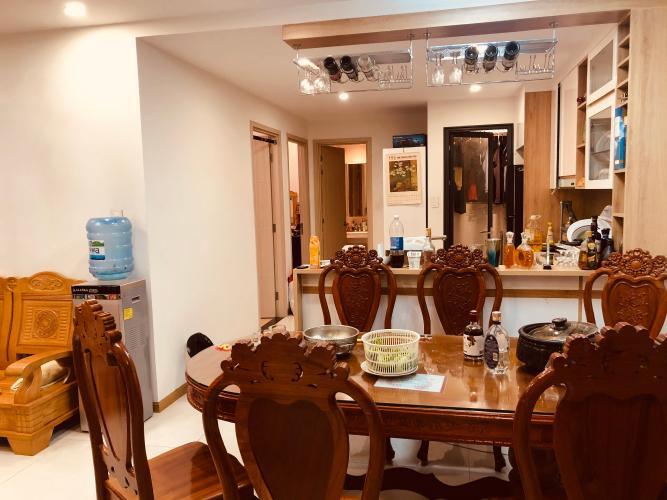 Căn hộ New City Thủ Thiêm tầng 12A, đầy đủ nội thất và tiện ích.
