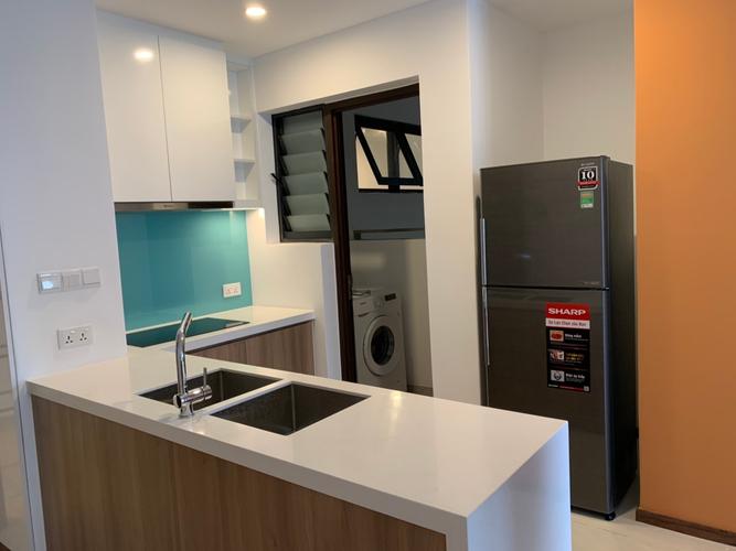 Căn hộ One Verandah, Quận 2 Căn hộ One Verandah tầng 7 thiết kế sang trọng, đầy đủ nội thất.