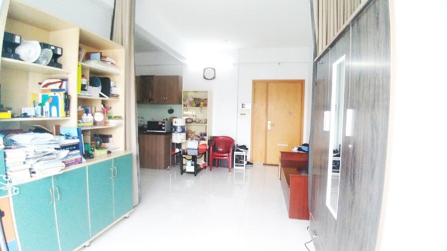 phòng khách căn hộ Tecco Central Home Căn hộ Tecco Central Home đầy đủ cơ bản, bàn giao ngay.