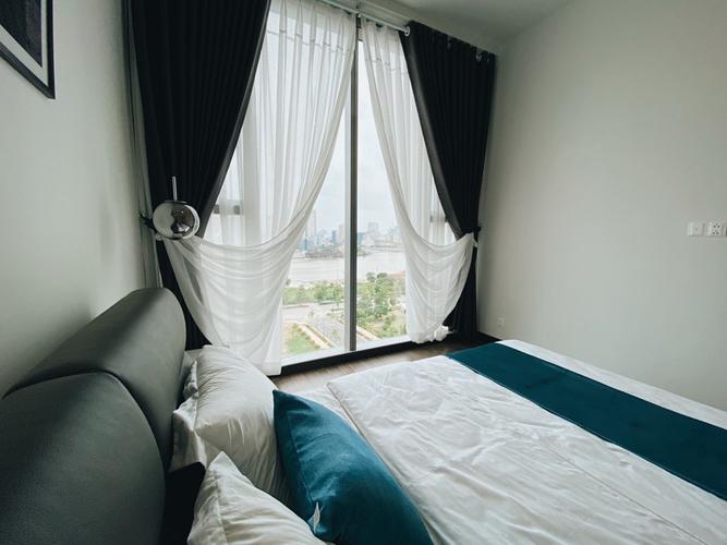 Căn hộ Empire City, Quận 2 Căn hộ Empire City tầng 11 thiết kế 2 phòng ngủ, đầy đủ nội thất hiện đại.