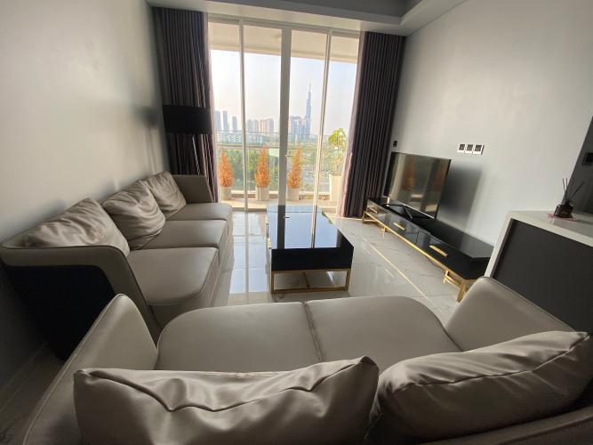Căn hộ Sarimi Sala Đại Quang Minh diện tích 96m2, nội thất cơ bản.