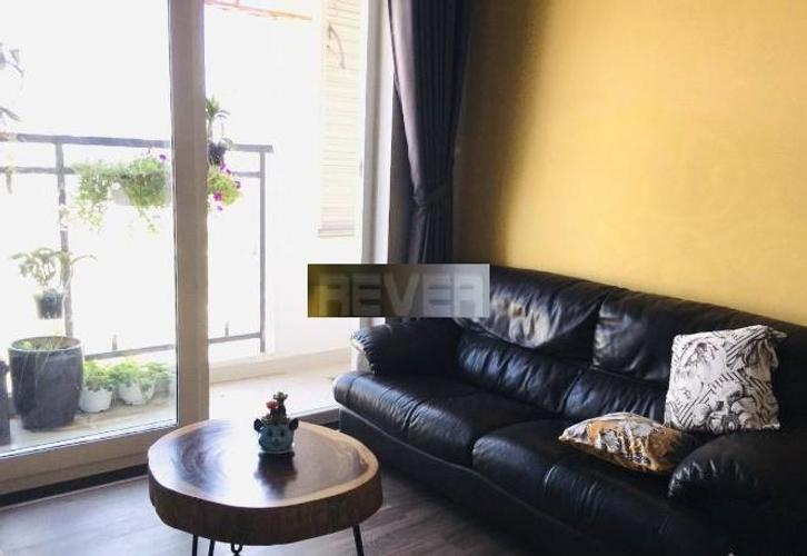 Căn hộ tầng 15 Florita thiết kế 2 phòng ngủ, đầy đủ nội thất hiện đại.