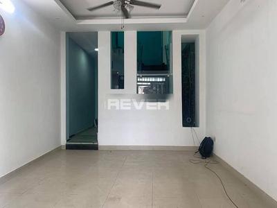 Nhà phố hẻm xe hơi đường Lê Trọng Tấn, thiết kế 1 trệt, 2 lầu và sân thượng.