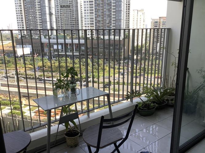 View căn hộ Masteri An Phú, Quận 2 Căn hộ Masteri An Phú tầng 12 diện tích 74m2, view nội khu yên tĩnh.