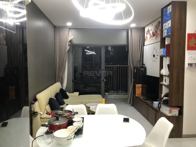 Phòng khách căn hộ Viva Riverside, Quận 6 Căn hộ chung cư Viva Riverside tầng trung, nội thất cơ bản.