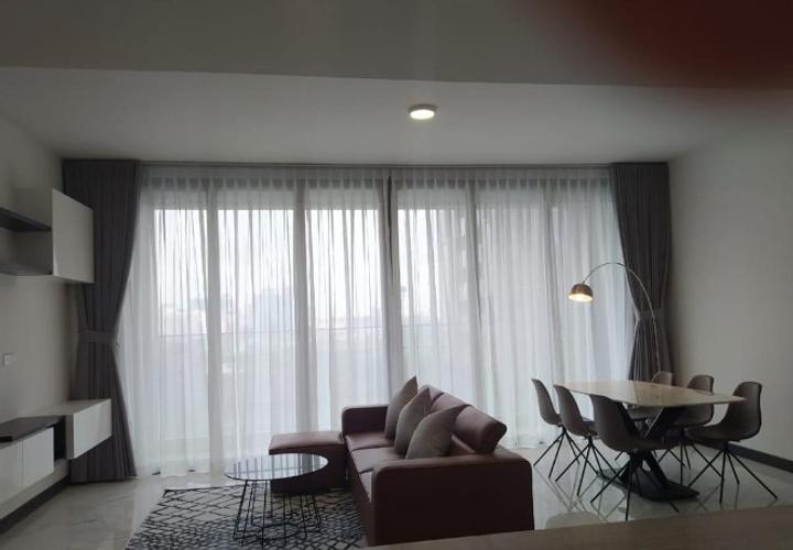 Căn hộ Empire City, Quận 2 Căn hộ Empire City có 3 phòng ngủ, không gian đón gió thoáng đãng.