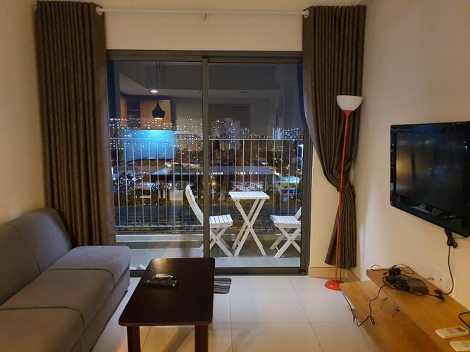 Căn hộ Masteri Thảo Điền, Quận 2 Căn hộ tầng 11 Masteri Thảo Điền view nội khu hồ bơi, đầy đủ nội thất.