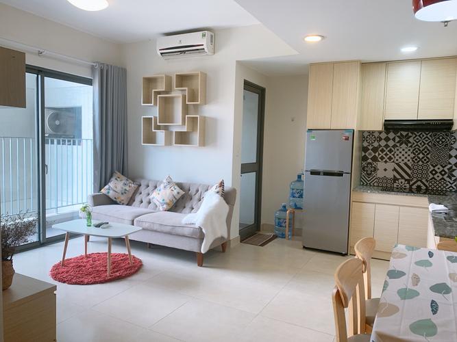 Căn hộ Masteri Thảo Điền tầng 9 diện tích 65m2, đầy đủ nội thất.
