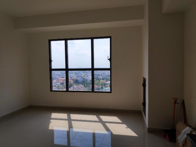Officetel The Sun Avenue tầng 8 có 1 phòng ngủ, view đón ánh sáng tốt.