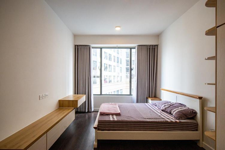 Căn hộ The Tresor, Quận 4 Căn hộ The Tresor tầng 9 thiết kế sang trọng, nội thất đầy đủ.