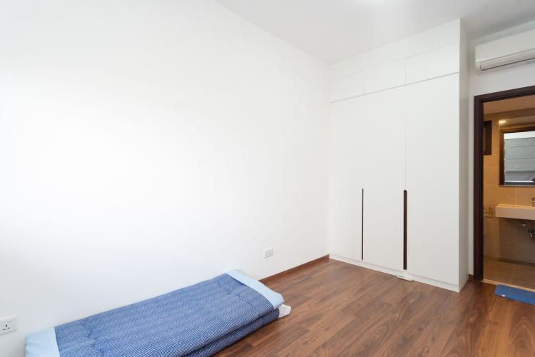 Phòng ngủ One Verandah Quận 2 Căn hộ One Verandah tầng trung, bàn giao không có nội thất.