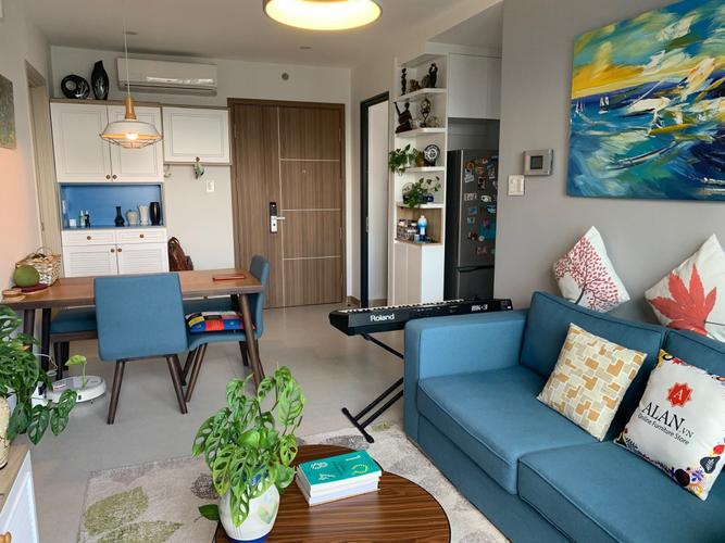 Căn hộ tầng 15 New City Thủ Thiêm view nội khu yên tĩnh, đầy đủ nội thất.