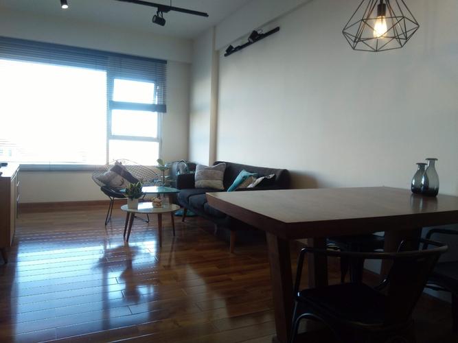 Căn hộ E-Home 5 The Bridgeview, Quận 7 Căn hộ E-Home 5 The Bridgeview tầng 7 diện tích 54m2, đầy đủ nội thất.