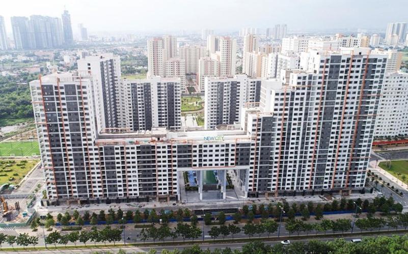 Căn hộ New City Thủ Thiêm, Quận 2 Căn hộ New City Thủ Thiêm tầng 16 diện tích 85m2, đầy đủ nội thất.