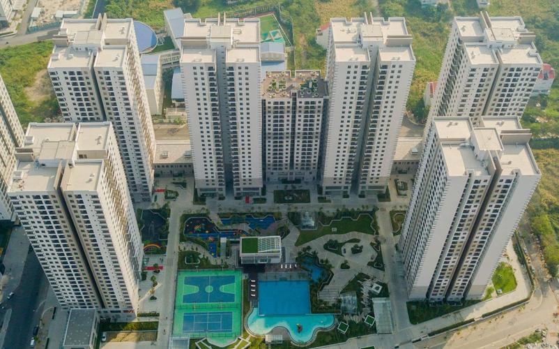 Căn hộ Saigon South Residence, Huyện Nhà Bè Căn hộ Saigon South Residence tầng 9 ban công hướng Bắc, đầy đủ nội thất.