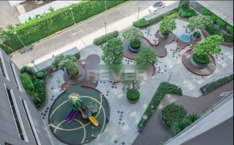Tiện ích căn hộ Galaxy 9, Quận 4 Căn hộ Galaxy 9 tầng 6 diện tích 49m2, bàn giao đầy đủ nội thất.