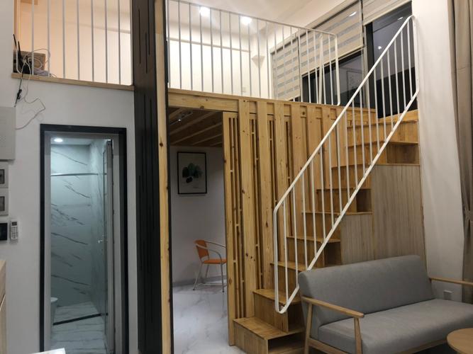 Shophosue Phú Mỹ Hưng Midtown, Quận 7 Shophouse Phú Mỹ Hưng tầng 2 thiết kế 1 trệt, 1 lầu đầy đủ nội thất.