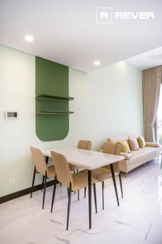 Căn hộ Empire City, Quận 2 Căn hộ Empire Cirty tầng 7 thiết kế hiện đại, đầy đủ nội thất.
