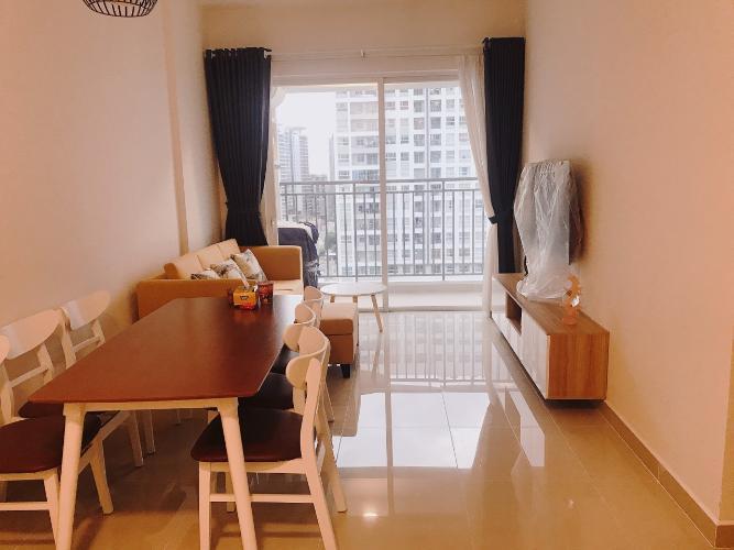 Không gian căn hộ Sunrise Riverside, Huyện Nhà Bè Căn hộ Sunrise Riverside tầng 13 ban công hướng Đông, đầy đủ nội thất.