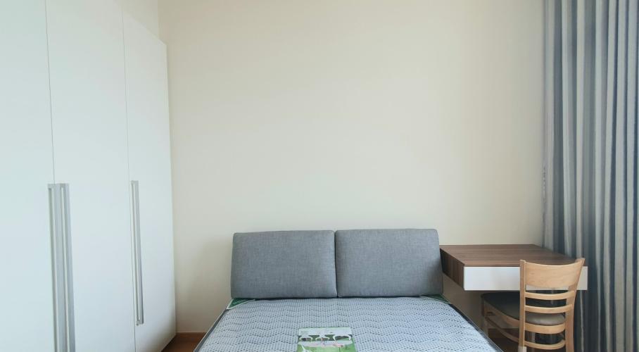 phòng ngủ căn hộ The Vista An Phú Căn hộ The Vista An Phú tầng 11 bàn giao nội thất đầy đủ